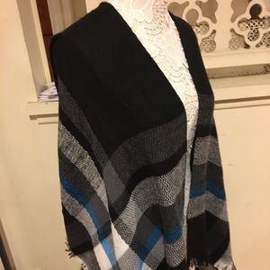NYC Sweaters - NYC Shawl Winter wrap